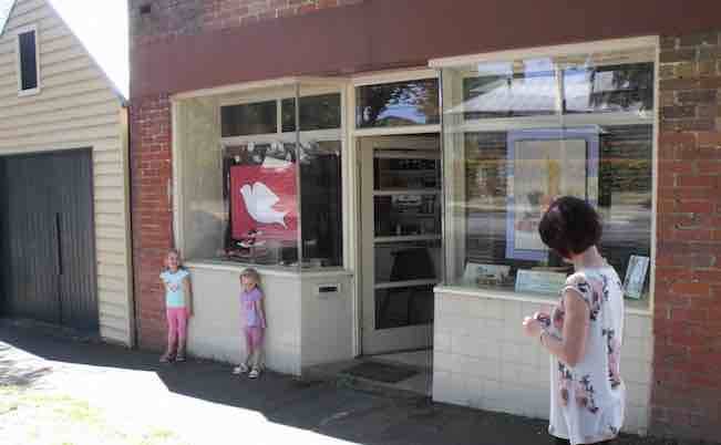 Creative Dried Flowers Shop in Ballarat