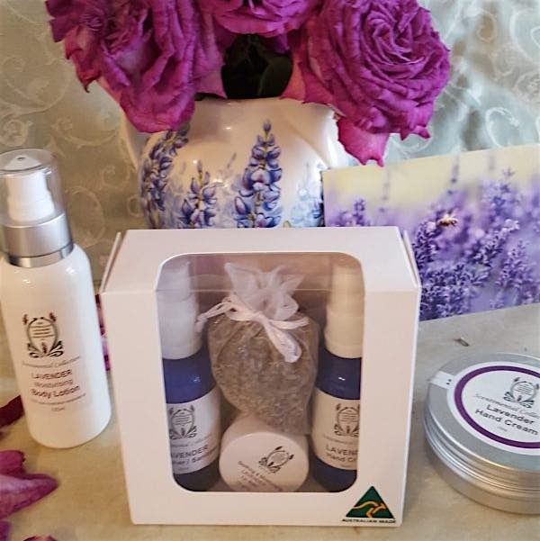 Lavender scented Travel pack